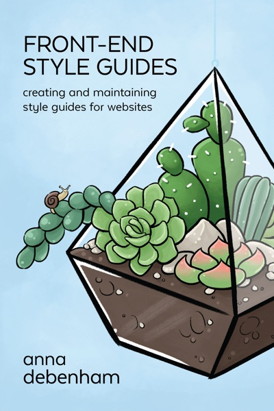 Cover of Front-end Style Guides