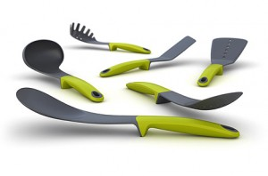 A photo of some kitchen tools
